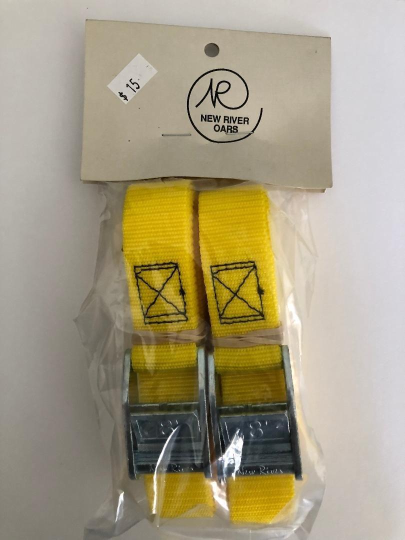 Tie down straps (8') 00197