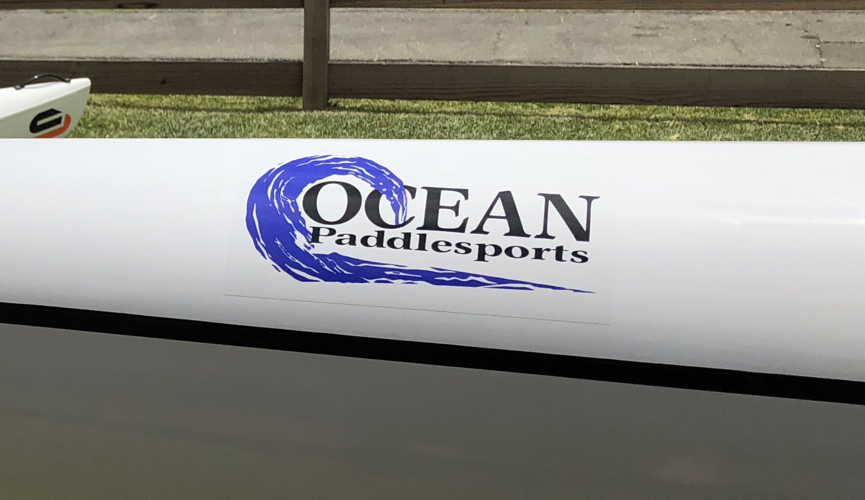 Ocean Paddlesports sticker 00198