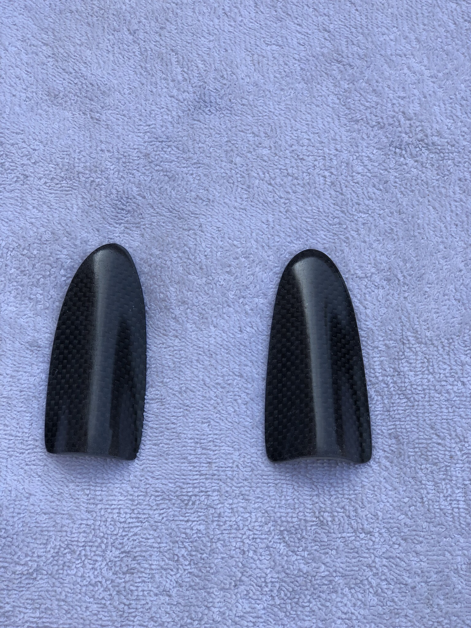 Carbon Venturi covers 00203