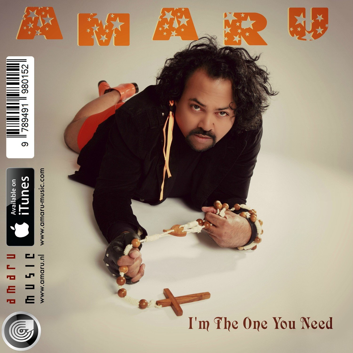 AMARU - I'm The One You Need (2-track CD Single)