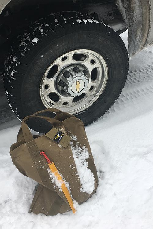 Hudson Chain Bag