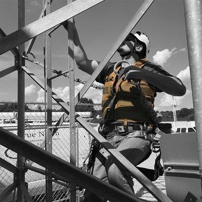 Saratoga Tool Vest™ - HiViz