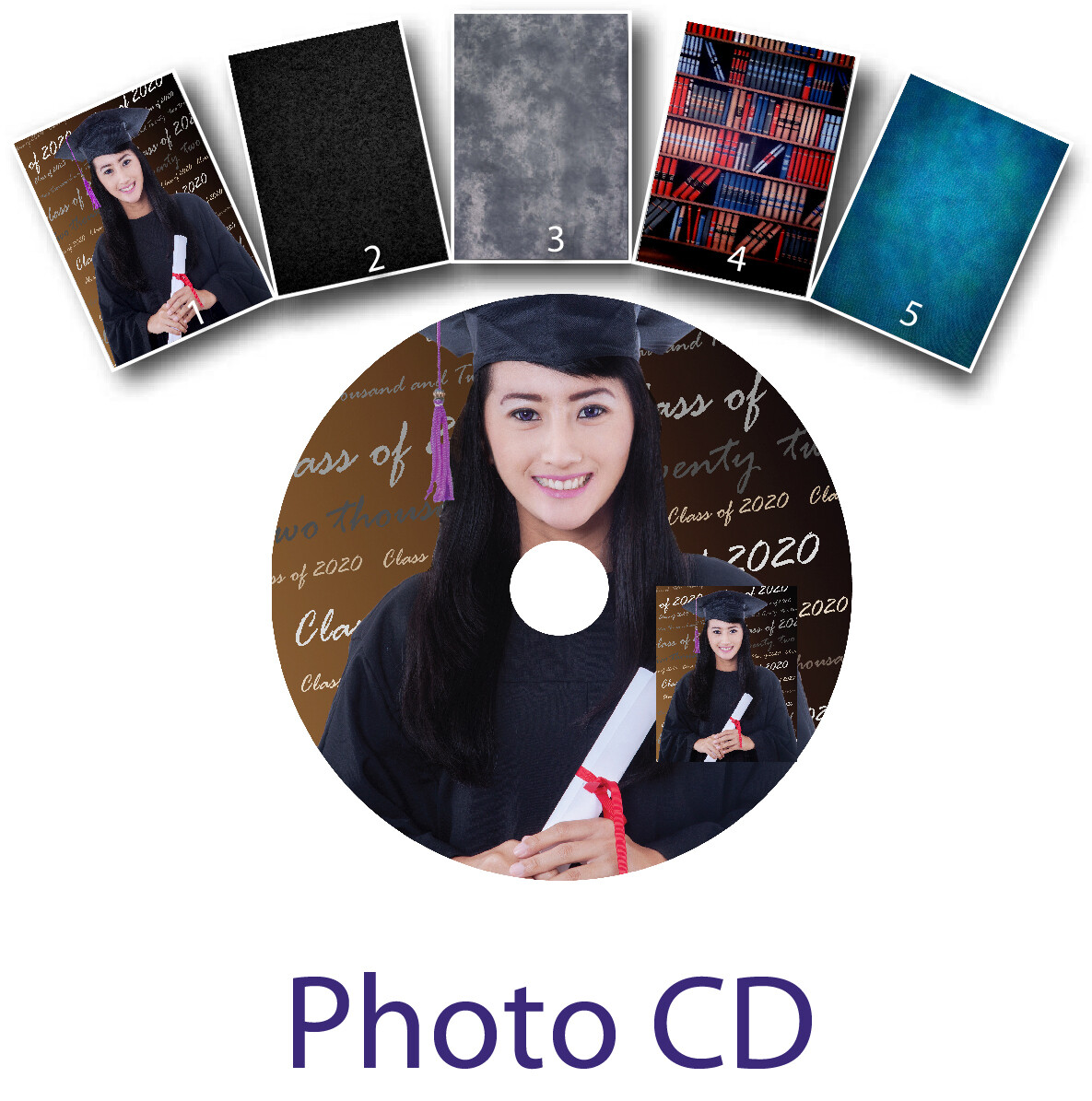 Photo CD Package