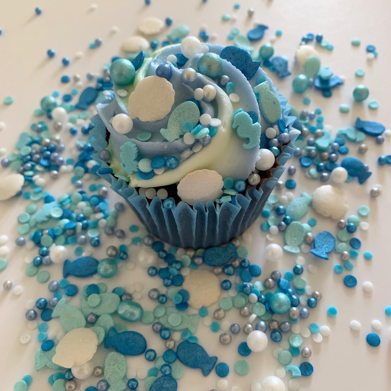 Blue Sea Sprinkles