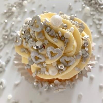 Silver Sprinkles
