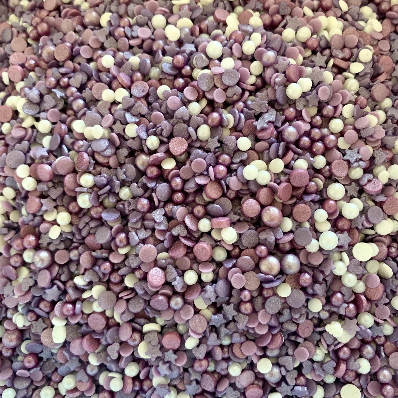 Purple Sprinkles