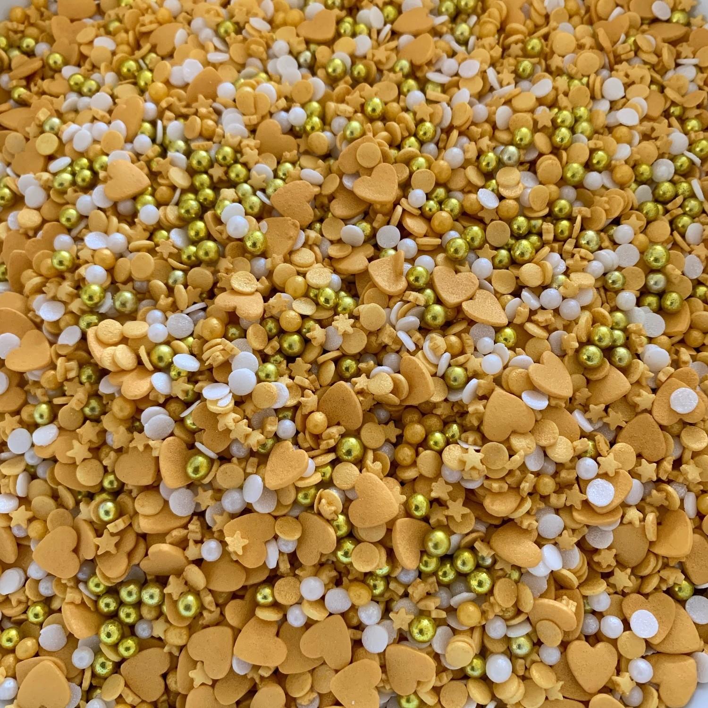 Gold Sprinkles