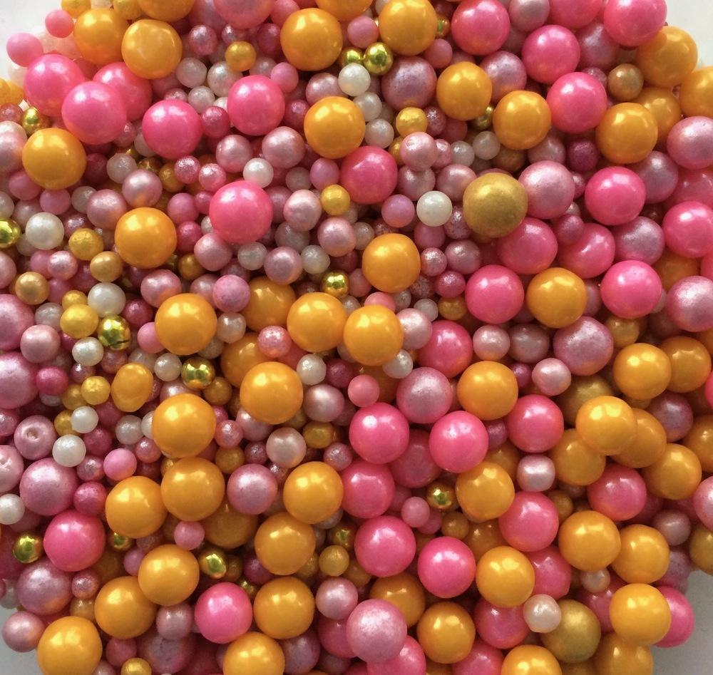 Princess Sugar Pearls