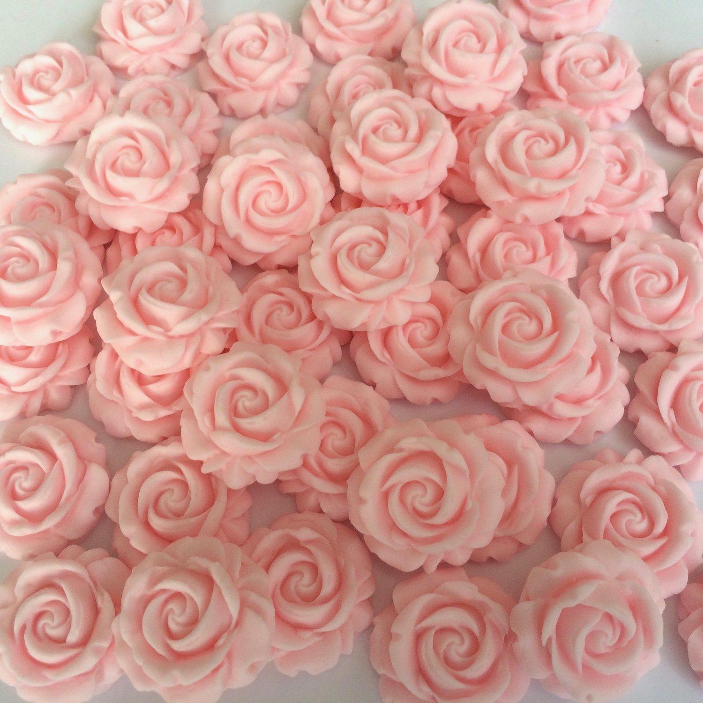 Pink Blush Sugar Roses