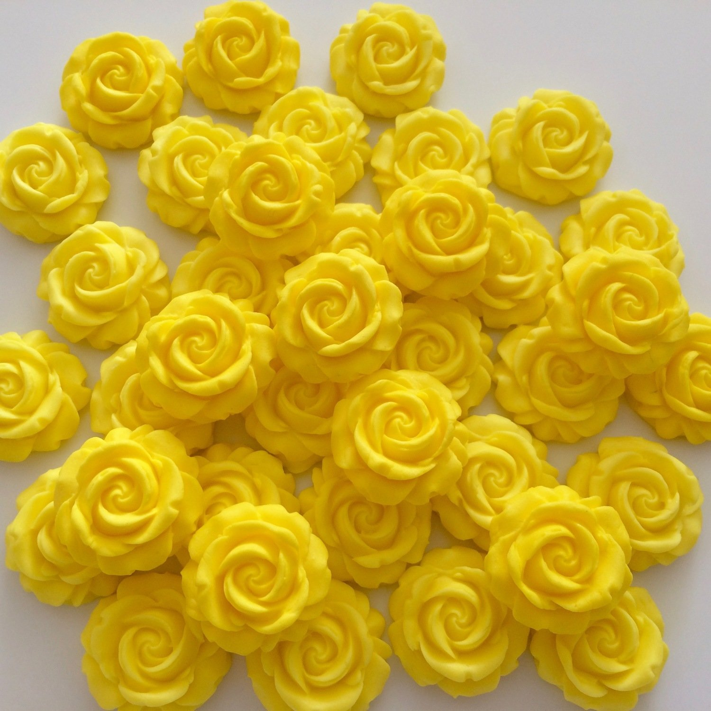 Lemon Sugar Roses