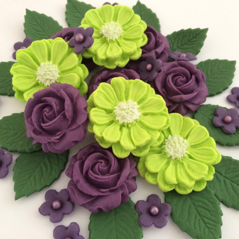 Plush Purple Rose Bouquet
