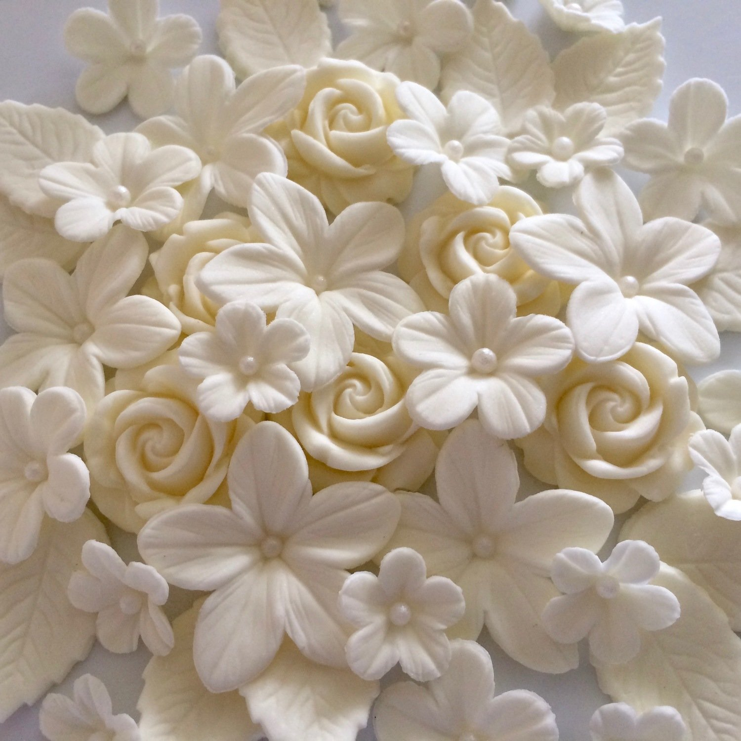 Love Cream Flowers