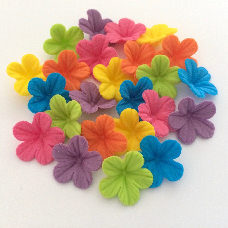 Bright Sugar Flowers