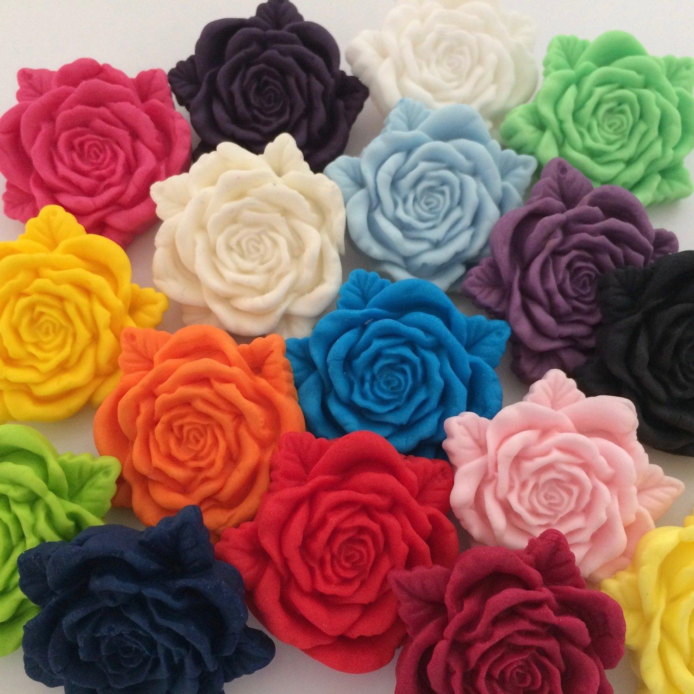 Medium Sugar Roses