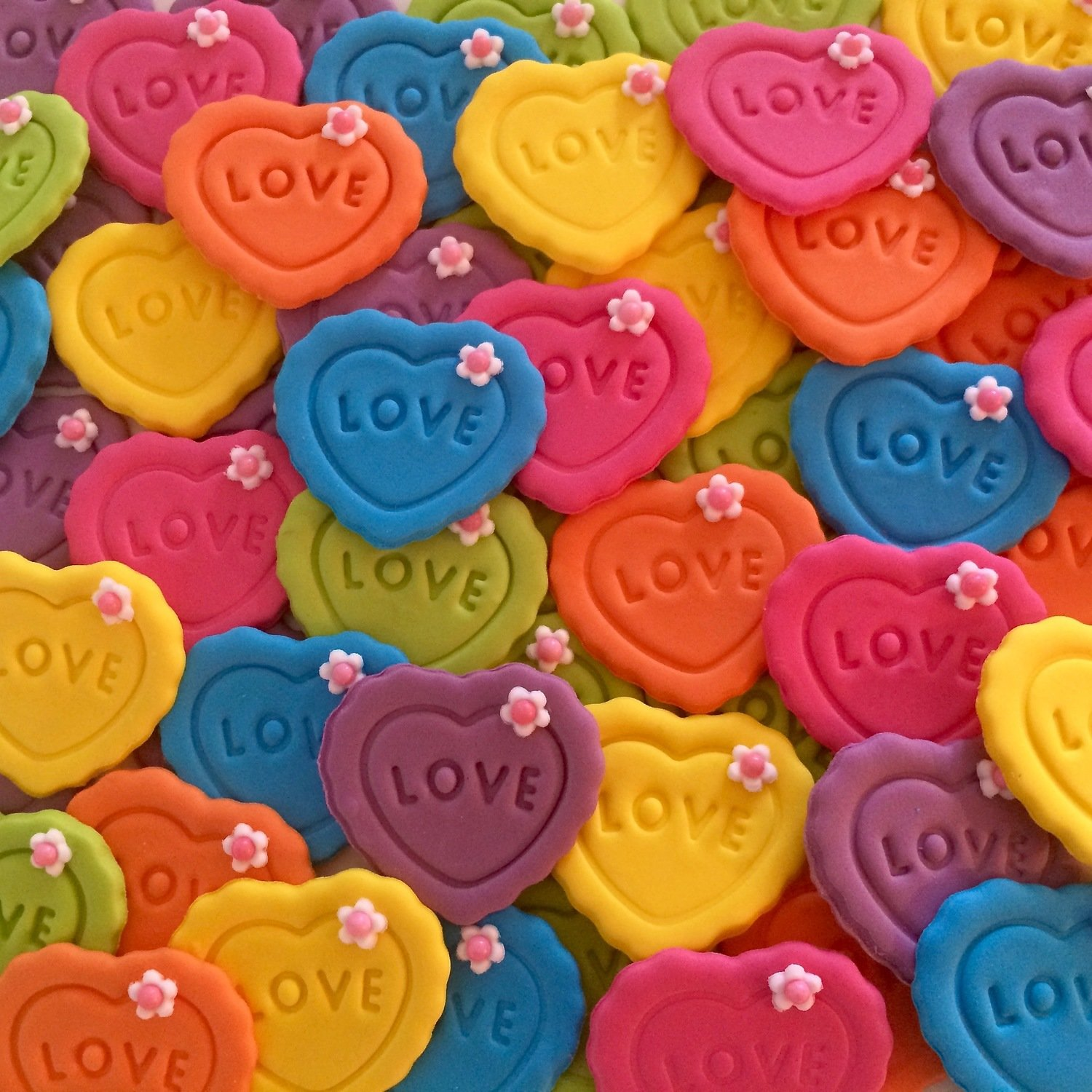 Large Love Hearts