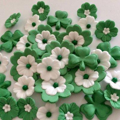 Emerald Flowers