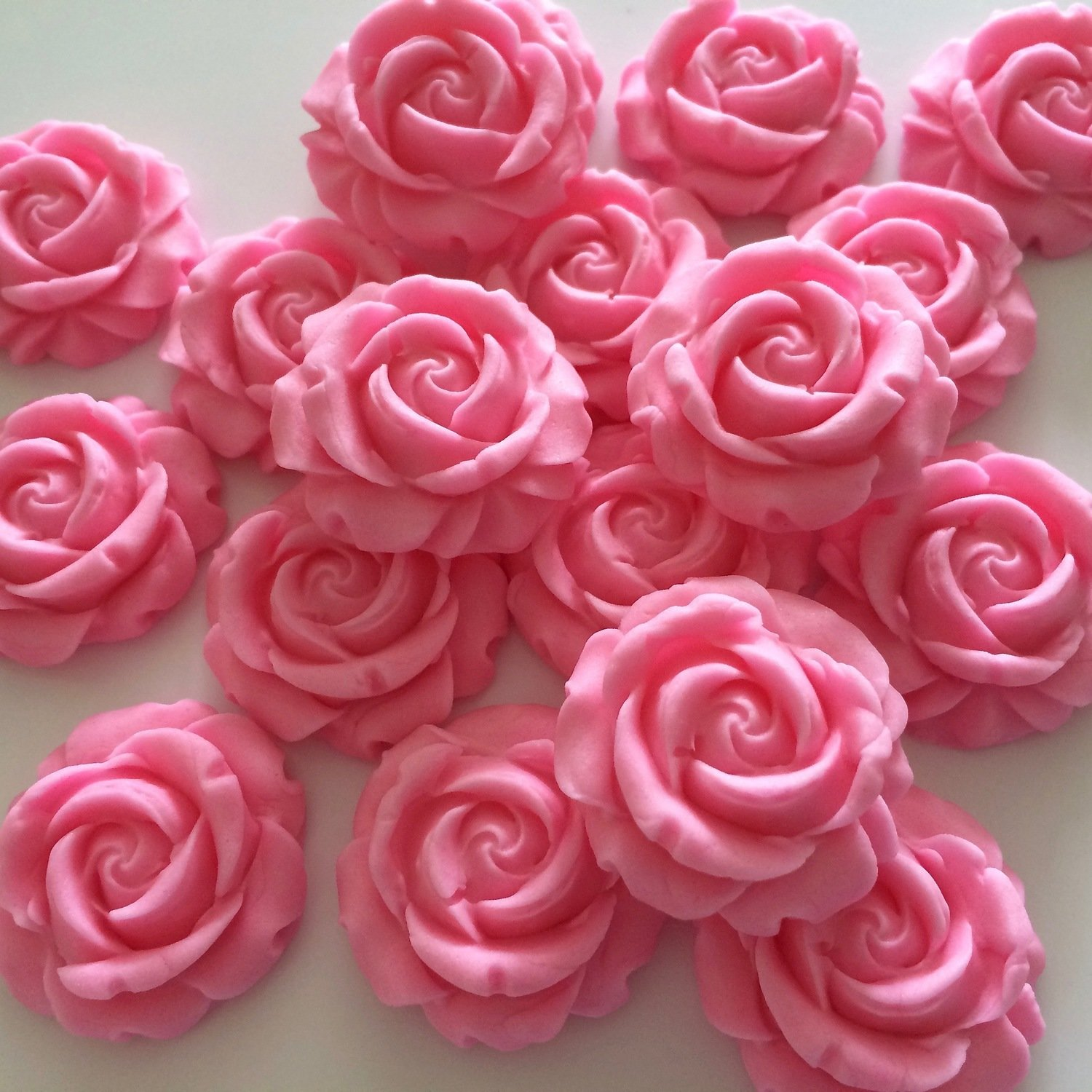 Candy Pink Sugar Roses