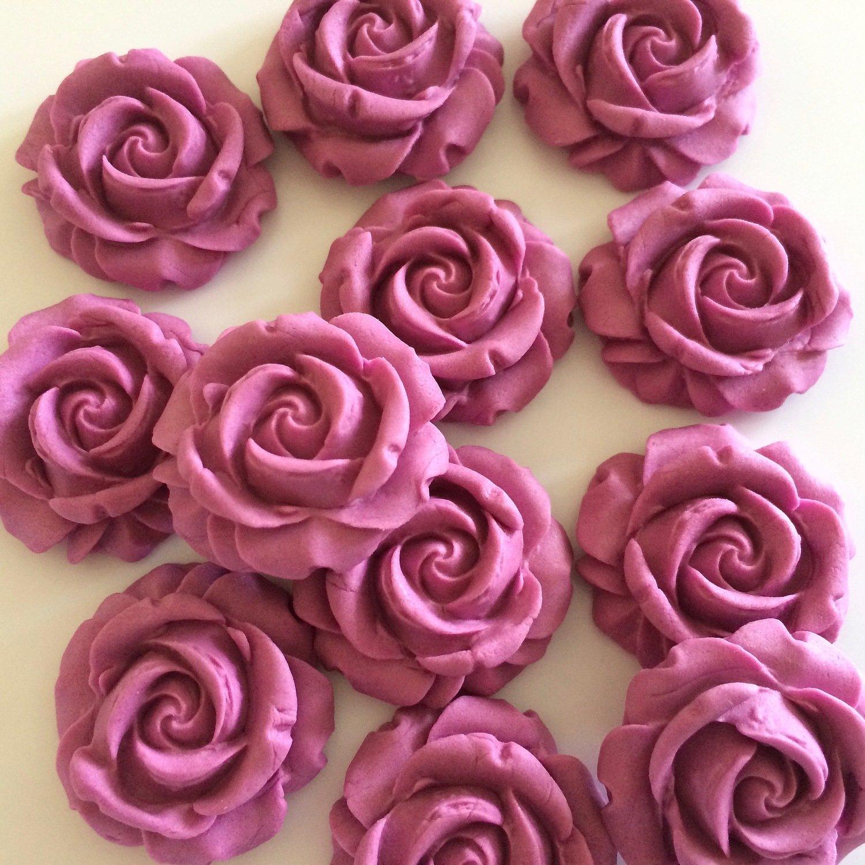 Magenta Sugar Roses