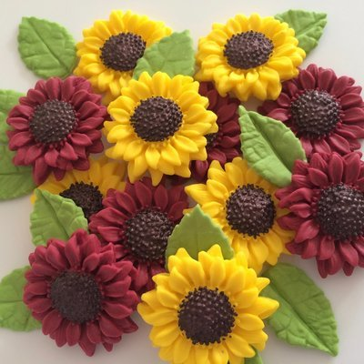Mixed Sunflowers