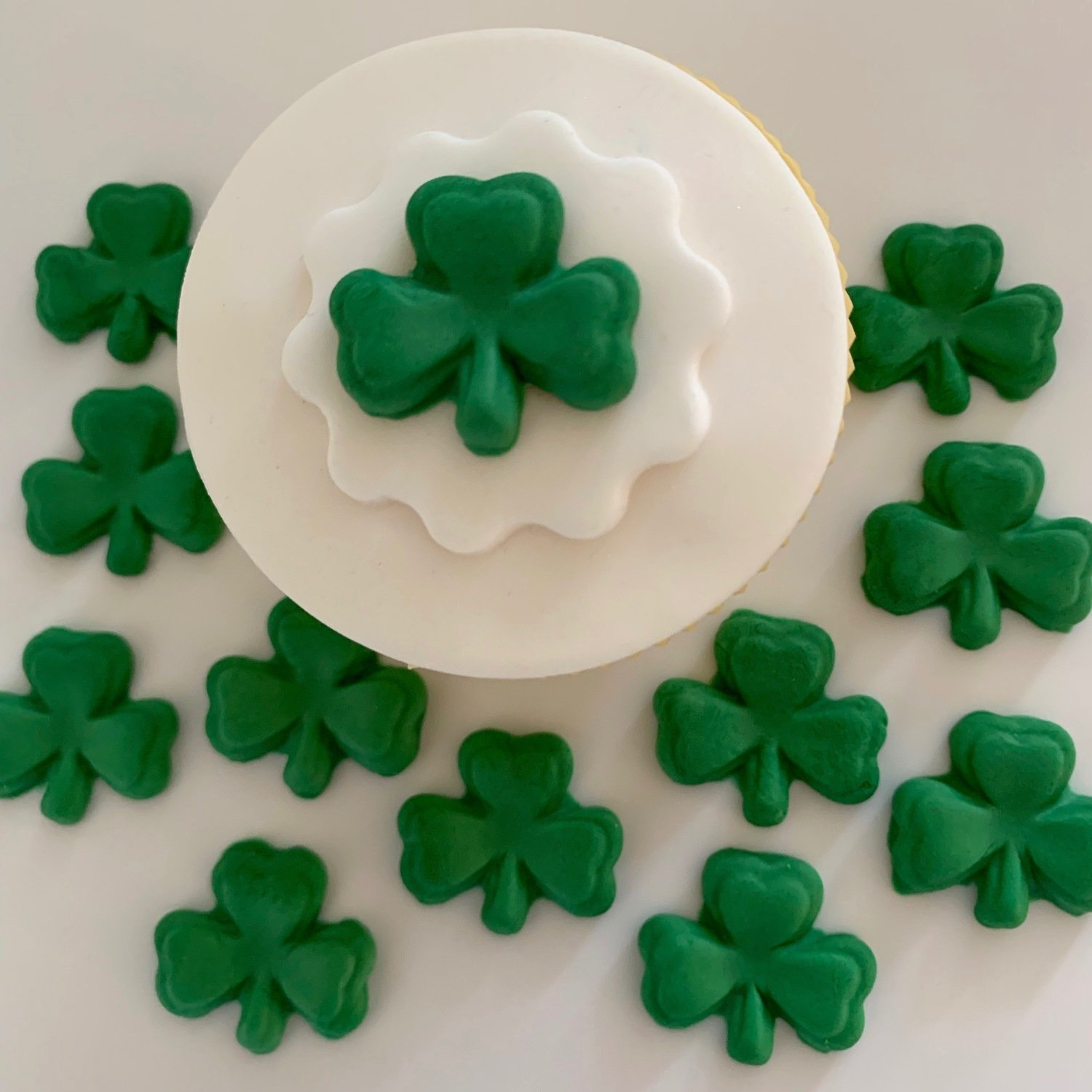 Sugar Shamrocks