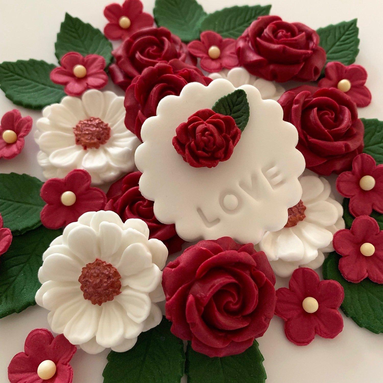 Love Valentine Ruby Bouquet