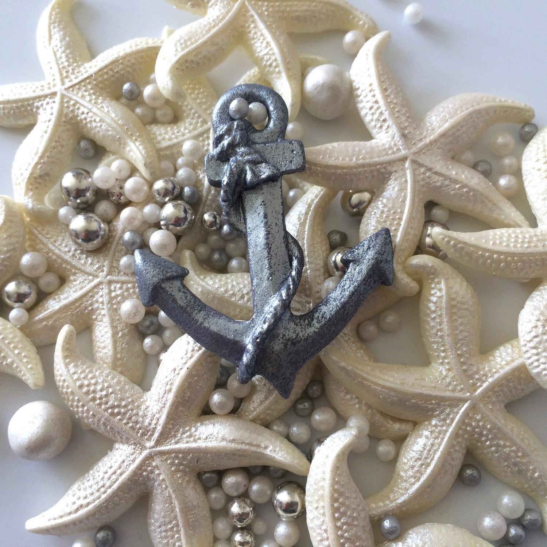 Sugar Starfish & Anchor