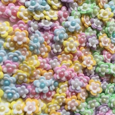 Mini Pastel Flowers
