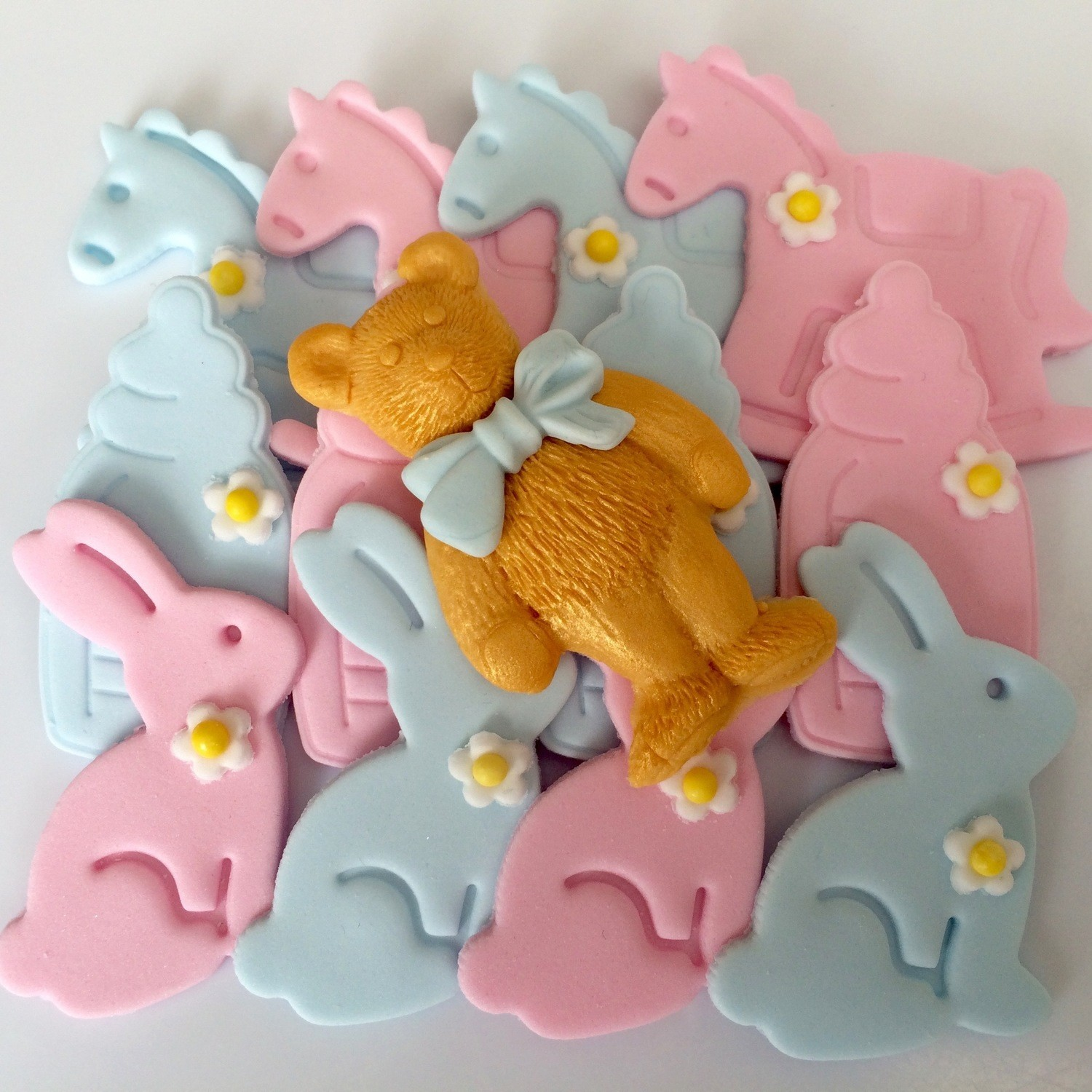 Baby Christening Cake Decorations