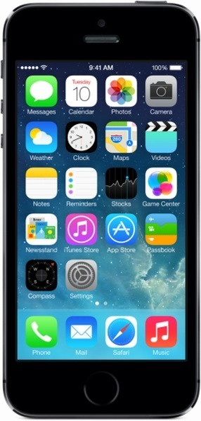 Apple iPhone 5s 16Gb (dark grey)