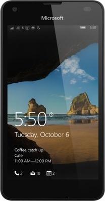 Microsoft Lumia 550 LTE (black)