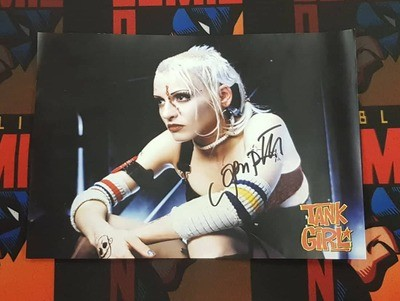 Lori Petty - Signed Photo