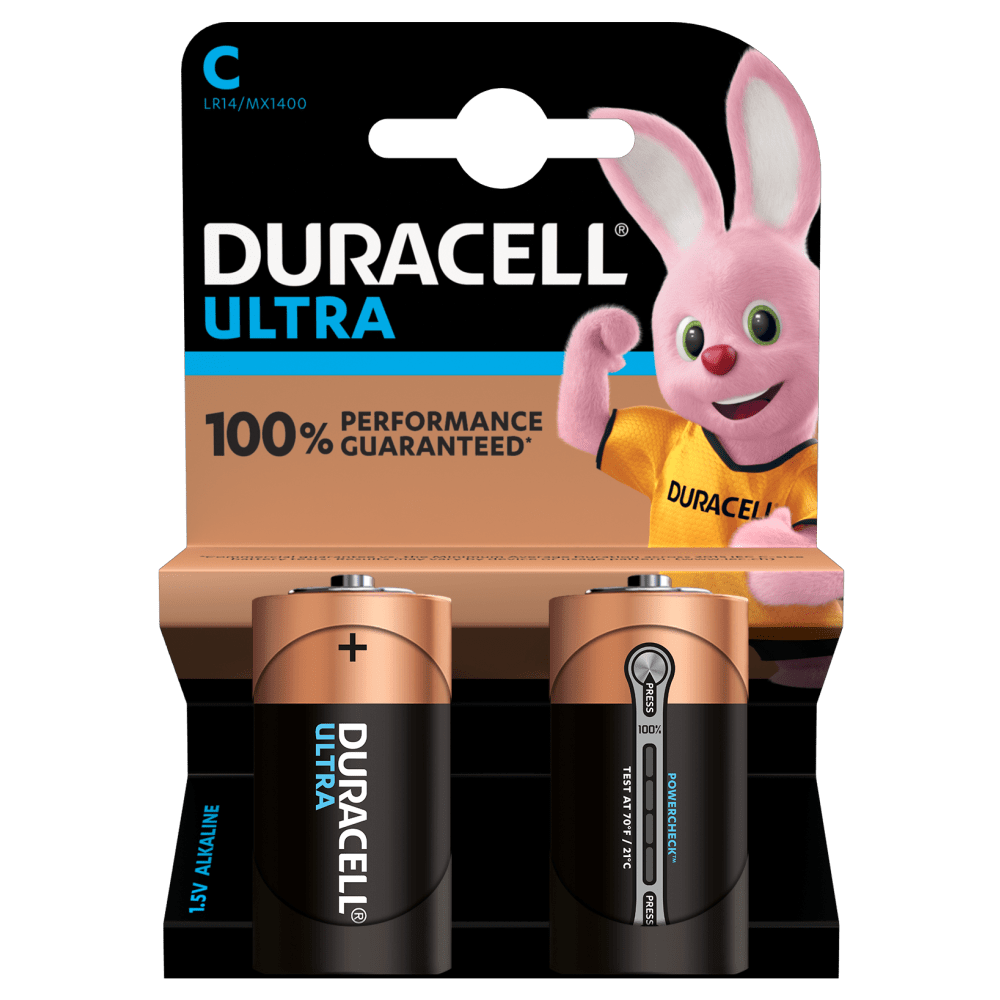 C Duracell Ultra