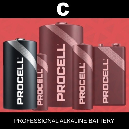 C Duracell Procell