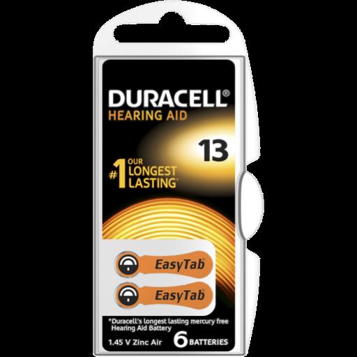 Blister a partir de 2,04€+IVA - 13 Hearing-Aid Duracell
