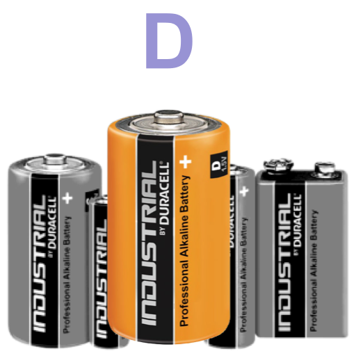 D Duracell Industrial