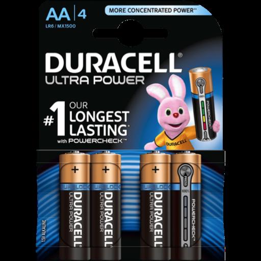 AA Duracell Ultra Power