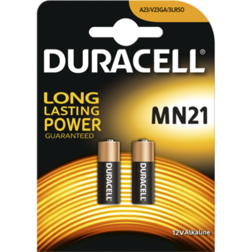 Blister a partir de 1,10€+IVA - MN21 Duracell B2