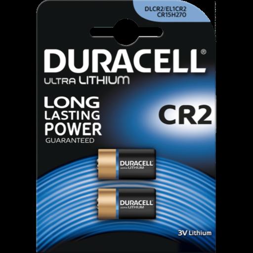 Blister a partir de 3,13€+IVA - CR2 Duracell B2
