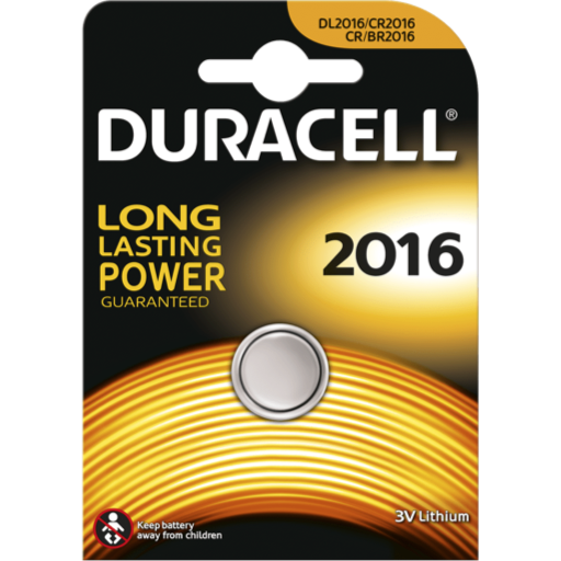 2016 Duracell