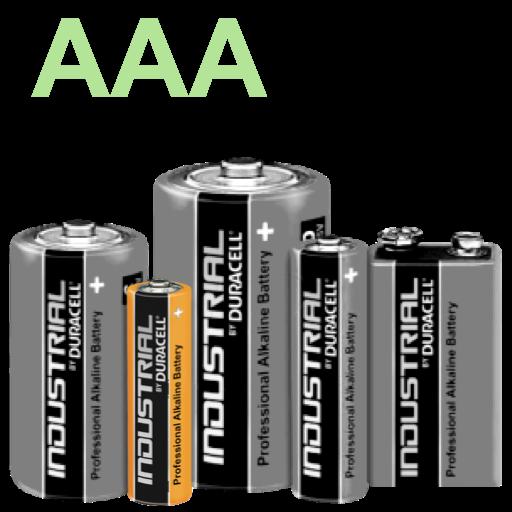 AAA Duracell Industrial