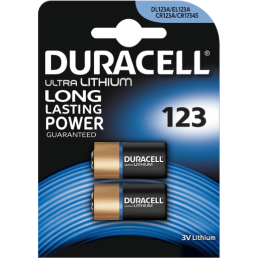 123 Duracell B2