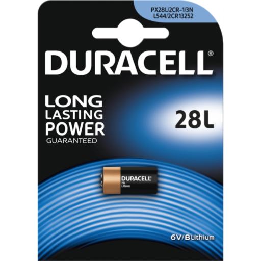 28L Duracell