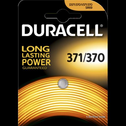 Blister a partir de 0,86€+IVA - 371-370 pila Duracell