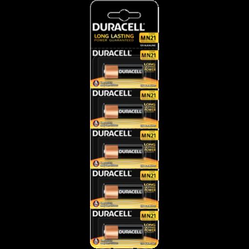 MN21 Duracell B5