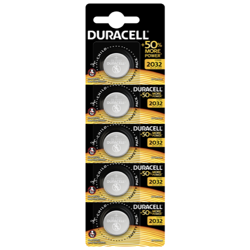 2032 Duracell B5