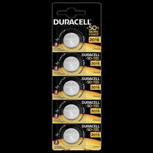 2016 Duracell B5