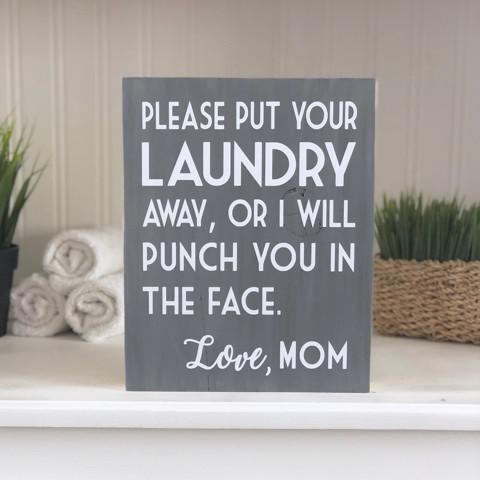Laundry Block Kit Pick-up
