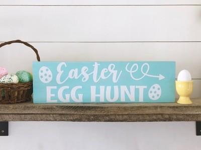 Easter Egg Sign Kit Pick-up