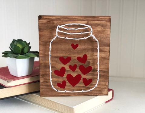Jar of Hearts Block Kit Shipping