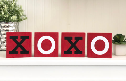 XOXO Block Set Kit Pick-up